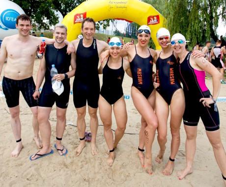 Warsaw Masters Team w Suszu
