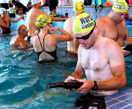 Płetwy w treningu triathlonisty