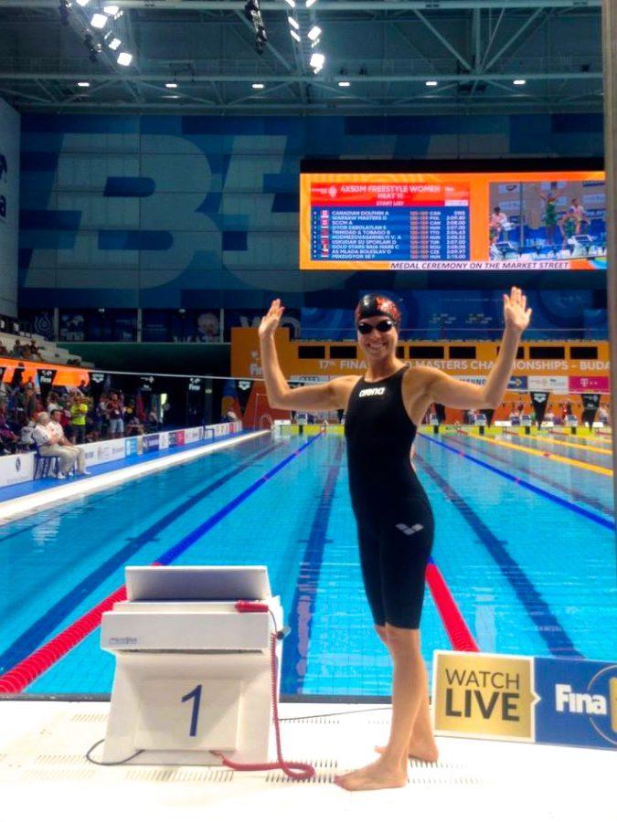 Mistrzostwa Świata w Pływaniu Masters, Budapeszt 2017