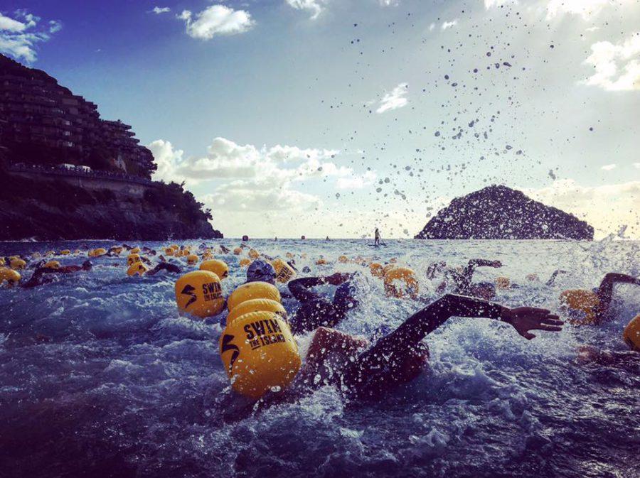 Swim The Island we włoskim Bergeggio, impreza obowiązkowa dla wszystkich miłośników Open Water